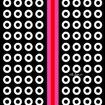 Dots and Stripes by loeye