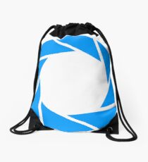 Aperture Laboratories Drawstring Bag