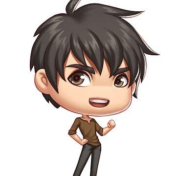 Kenji by silketara
