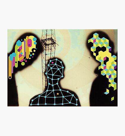 on acid Photographic Print