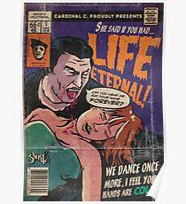 Life Eternal - Ghost Comic Series Poster