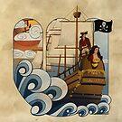 The Good Ship Serenity by Jemina Venter