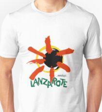 Lanzarote - Large Logo Unisex T-Shirt