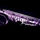 Jazzy Saxophone by SunriseRose