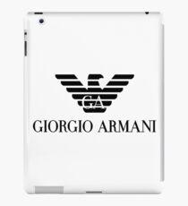Giorgio Armani  iPad Case/Skin