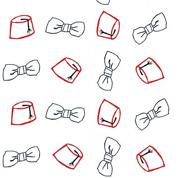 Fez's and Bowties Are Cool by JKSmart