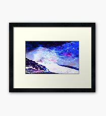 Lover's Serenity Bay Dreams  Framed Print
