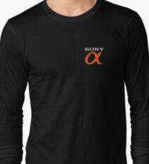 alpha sony Long Sleeve T-Shirt