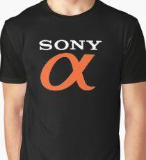 alpha sony Graphic T-Shirt