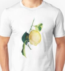 Branch of  lemons with leaves T-Shirt