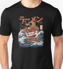 JAPANESE DESIGN Slim Fit T-Shirt