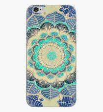 Midnight Bloom iPhone Case