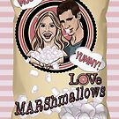 LoVE Marshmallows by Jemina Venter