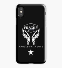 Death Stranding - Fragile handled with love iPhone Case