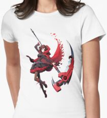 Ruby Rose (BBTAG) Women's Fitted T-Shirt
