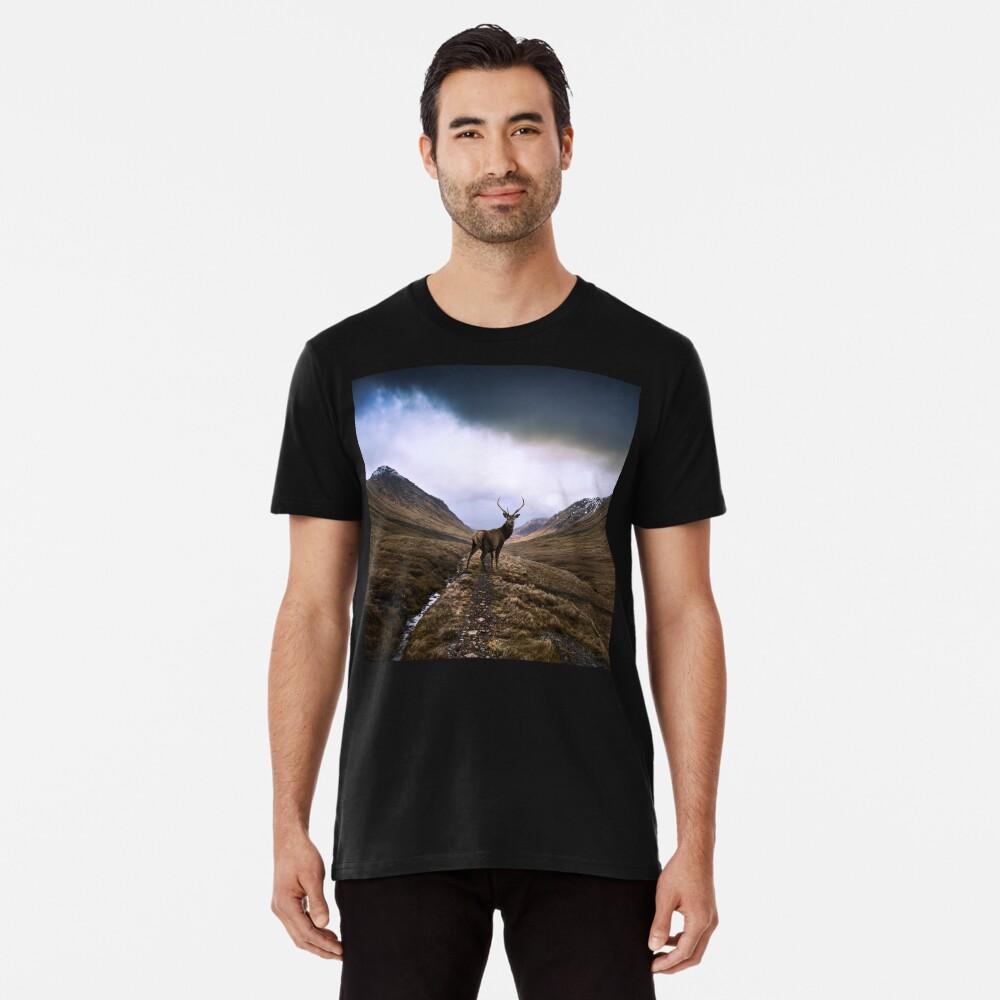 T-shirt premium «Le Roi des Forêts»