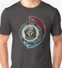 CCCP Yuri Gagarin 1961 Unisex T-Shirt