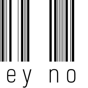 Barcode No Money No Problem, Relaxing T-shirt by artbaggage