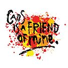 Caos is a frien of mine by hebstreit