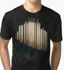 Les brumes Jurassienne #1 T-shirt chiné