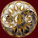 Tantric Balance Mandala by Hugh Fathers