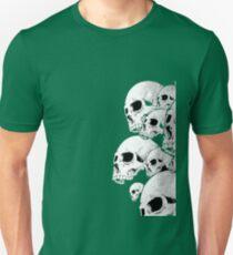 Skulls incoming - Right Unisex T-Shirt
