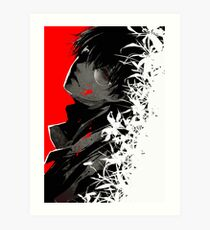 Lámina artística Kaneki Black Reaper