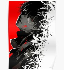 Kaneki Black Reaper Poster