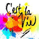 C'est la vie by hebstreit