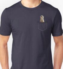 Meerkat Pocket Shirt Cute Animal in your Pocket T-Shirt Unisex T-Shirt