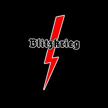 Blitzkrieg lightning  by bumblethebee