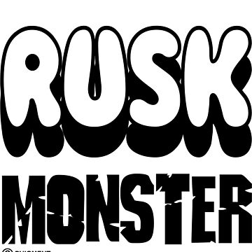 RUSK MONSTER by phigment-art