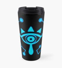 Sheikah Slate - Legend of Zelda - Breath of the Wild Travel Mug