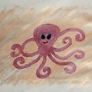 Make Up Your Mind ... Life is a Beach - Octopus by georgiegirl