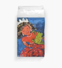 The princess and the frog Duvet Cover