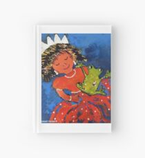 The princess and the frog Hardcover Journal