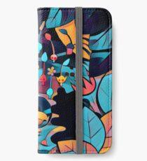 Pikmin Neon Jungle iPhone Wallet/Case/Skin