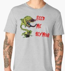 Little Shop of Horrors - Feed me Seymour! Men's Premium T-Shirt