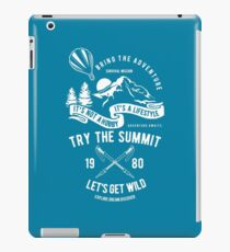Try the Summit iPad Case/Skin