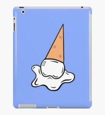 Ice Cream Splat iPad Case/Skin