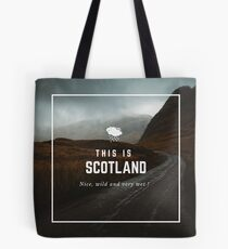This is Scotland Tote bag