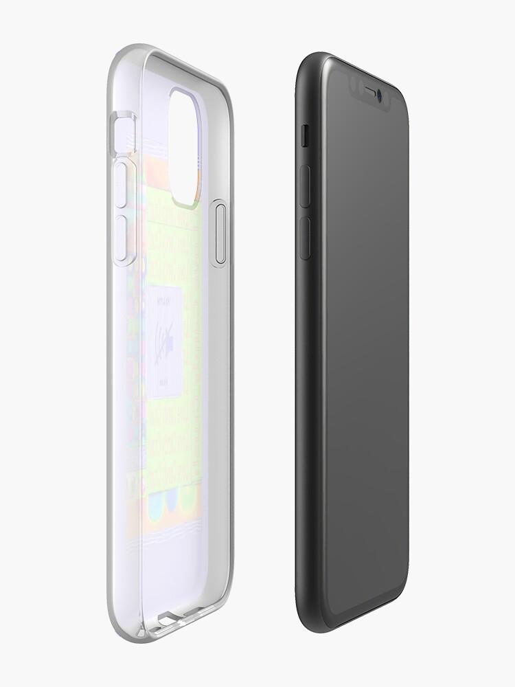 Coque iPhone «Désactiver le volume», par JLHDesign