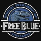Free Blue by Adho1982