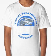 Free Blue Long T-Shirt