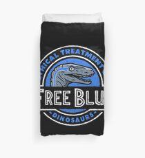 Free Blue Duvet Cover