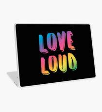 Love Loud Laptop Skin
