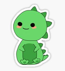 Little Dinosaure Sticker