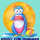 Puikette is ready for summer! by serely