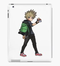 Pokemon Trainer Sprite Ipad Cases Skins Redbubble