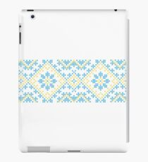 Ukrainian national ornaments iPad Case/Skin